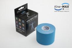 KINE-MAX CLASSIC KINESIO TEJP 5cm x 5m - Modrá