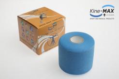 KINE-MAX UNDER WRAP FOAM PODTEJPOVACÍ PÁSKA 7cm x 27m - Modrá