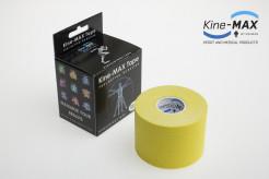 KINE-MAX CLASSIC KINESIO TEJP 5cm x 5m - Žlutá