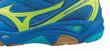MIZUNO WAVE TWISTER 3 VOLEJBALOVÉ BOTY PÁNSKÉ - Modrá, Žlutá č.3