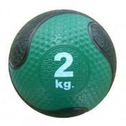 MEDICINBALL GUMA 2 kg