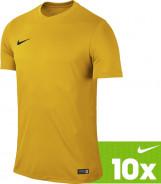 NIKE PARK VI DRES KRÁTKÝ RUKÁV 10 Ks DĚTSKÝ - Žlutá