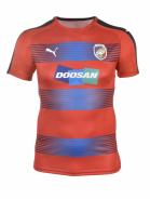 PUMA FC VIKTORIA PLZEŇ DRES - Červená, Modrá
