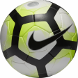 NIKE CLUB TEAM 2.0 FOTBALOVÝ MÍČ velikost 4 - Bílá, Černá, Neon zelená