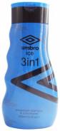 UMBRO 3in1 PÁNSKÝ SPRCHOVÝ GEL 3v1 ((sprchový gel, šampon a kondicionér) - Modrá