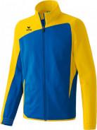 ERIMA CLUB 1900 TRÉNINKOVÁ BUNDA - PÁNSKÁ - Modrá, Žlutá